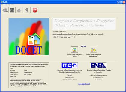 Software diagnosi energetica gratis